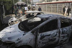 Tấn công khủng bố gây thương vong tại lãnh sự quán Trung Quốc ở Pakistan