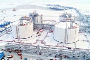 Sức hút từ nhà máy LNG Yamal