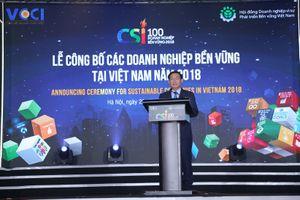 Phó Thủ tướng: Chính phủ cam kết luôn luôn đồng hành, phục vụ cộng đồng DN