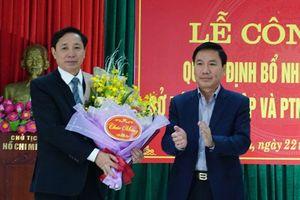 Nhân sự mới TPHCM, Hà Nội, Cần Thơ, Nghệ An, Thái Nguyên