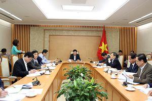 Phó Thủ tướng truy nguyên nhân chậm giải ngân vốn vay