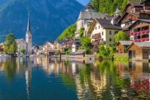 Mãn nhãn với những ngôi làng đẹp nhất châu Âu, tới đây tha hồ 'sống ảo'
