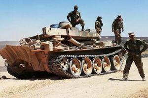 Đại chiến Syria: Quân đội phản đòn, quân khủng bố bị đánh tơi tả
