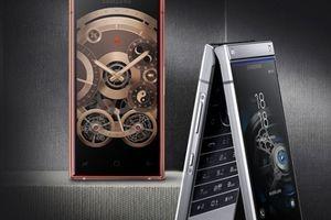 Ra mắt điện thoại nắp gập Samsung W2019 giá 'chát' hơn iPhone XS Max