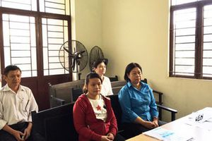 Công nhân Công ty TNHH Bum Jin Vina thắng kiện