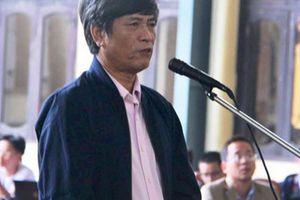 Bị cáo Nguyễn Thanh Hóa phải nhập viện vì sức khỏe yếu