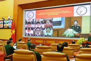 Quân ủy Trung ương tổ chức học tập, quán triệt, triển khai các nội dung Hội nghị Trung ương 8 (khóa XII)