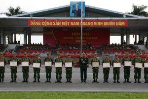 Bế mạc Hội thi Quân báo- trinh sát toàn quân năm 2018