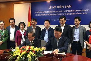 Chuyển giao gần 2.700 tỷ đồng từ Bộ Công thương sang SCIC