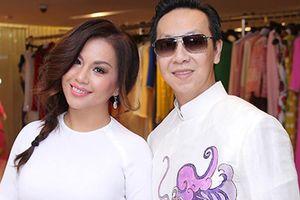 Ca sĩ Minh Tuyết và chồng Việt kiều: Sống chung 16 năm mới cưới!