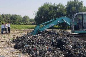 Hành vi hủy hoại môi trường nghiêm trọng có thể bị xử lý hình sự