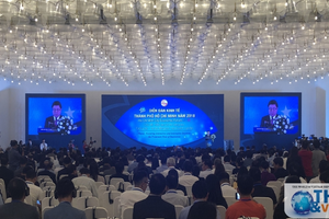 Khai mạc Diễn đàn Kinh tế Thành phố Hồ Chí Minh 2018