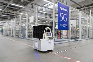 Nokia cải tổ công ty để đẩy mạnh công nghệ 5G