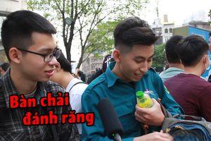 Giới trẻ Việt xếp hàng 3 ngày 3 đêm săn hàng 'Black Friday'