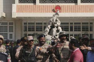 Phiến quân tấn công lãnh sự quán Trung Quốc tại Pakistan