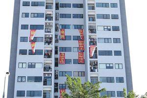 Cư dân chung cư Bảo Sơn Nghệ An đồng loạt rao bán nhà