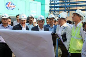 Sức sống mới trên công trường dự án NMNĐ Thái Bình 2