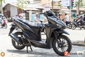 Giá xe Vario 150 mới nhất tại đại lý Việt Nam