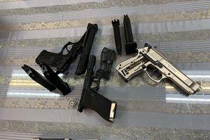 Nam hành khách 'xách tay' 3 khẩu súng từ Pháp về Việt Nam