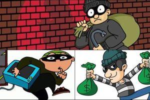 Lập 'nhóm' rồi rủ nhau đi ăn trộm...liên tỉnh
