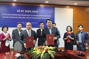 Vinatex được Bộ Công Thương chuyển giao về SCIC