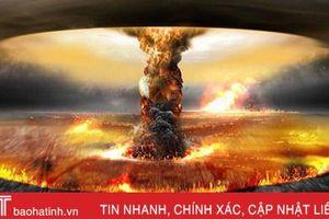 Vũ khí hạt nhân quyết định sự tồn vong của nhân loại