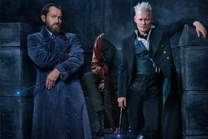 Dumbledore và Grindelwald - Chuyện tình đồng tính đầy oan trái trong 'Harry Potter'