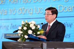Diễn đàn kinh tế đầu tiên và lời 'hiệu triệu' của chính quyền TP.HCM