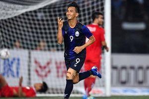 Cầu thủ gốc Việt tuyên bố sẽ cùng Campuchia đánh bại Việt Nam