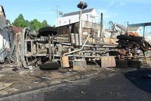 Lái xe bồn chở xăng dầu phải đặt nặng an toàn, hiểu rõ cháy nổ