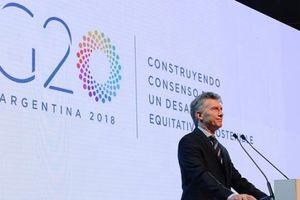 Dư luận thấp thỏm chờ Tuyên bố chung của Hội nghị thượng đỉnh G20