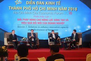 TP Hồ Chí Minh cần thu hút đầu tư và nhân tài để xây dựng đô thị thông minh