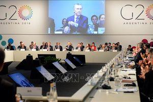 Hội nghị thượng đỉnh G20 dồn chú ý vào cuộc gặp Donald Trump - Tập Cận Bình