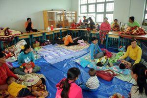 TP Hồ Chí Minh sơ tán hơn 4.100 dân đi tránh bão Usagi