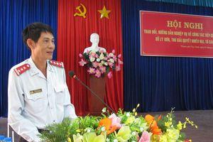 Tây Ninh: Thực hiện tốt công tác tiếp công dân