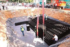 Đề xuất xây dựng 7 hồ nước ngầm chống ngập tại TPHCM