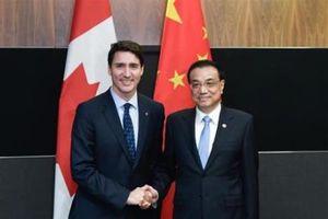 FTA Canada-Trung Quốc và sức ép từ phía Mỹ