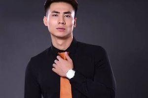 Giải vàng siêu mẫu 2015 Mai Tuấn Anh đại diện Việt Nam dự thi Manhunt 2018