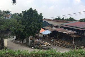 Làng nghề xã Yên Sở: Hàng loạt nhà xưởng xây dựng trái phép gây ô nhiễm môi trường