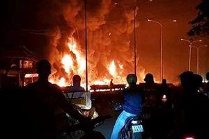 Hé lộ tốc độ 'bàn thờ' của xe bồn chở xăng khiến 6 người chết