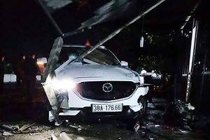 Ô tô của một Phó phòng huyện Cẩm Xuyên gây tai nạn chết người