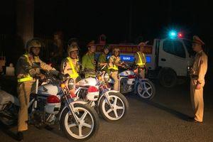 Ninh Bình: Triển khai phương án đảm bảo trật tự an toàn giao thông trên địa bàn huyện Hoa Lư
