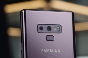 Note 9 của Samsung gặp lỗi camera sau khi chụp