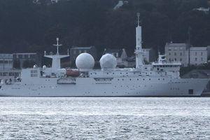 Pháp gửi tàu do thám Dupuy de Lome cùng tàu hộ vệ đến Syria
