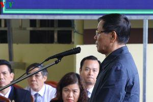 Ông Phan Văn Vĩnh: Bị cáo không đổ lỗi và mong được hưởng khoan hồng
