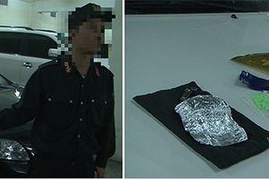 Công an phát hiện nhiều loại ma túy trên xe ô tô ở Quảng Ninh
