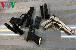 Hành khách mang súng từ Pháp về Việt Nam bị bắt ở Tân Sơn Nhất