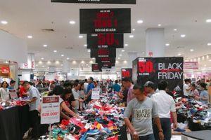 'Đại tiệc' giảm giá mang tên Black Friday đẩy doanh thu bán lẻ bật tăng