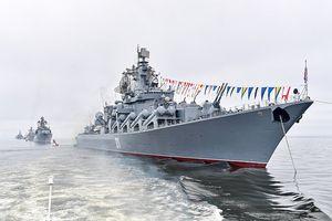 Thủy thủ Nga, Brunei huấn luyện chung ở Biển Đông