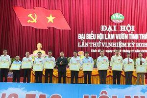 HLV Thái Bình: Góp phần tích cực vào tái cơ cấu nông nghiệp